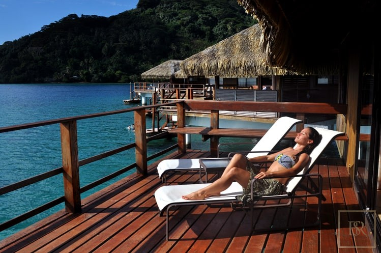 Ultra luxury prestigious villas Huahine French Polynesia for sale