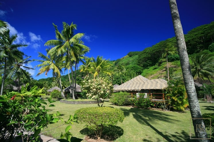 Most expensive properties Huahine French Polynesia for sale