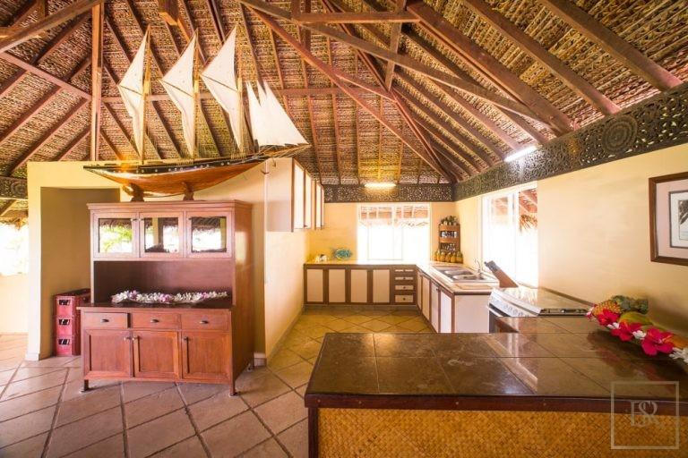Ultra luxury properties Taha'a Motu Moie French Polynesia for sale