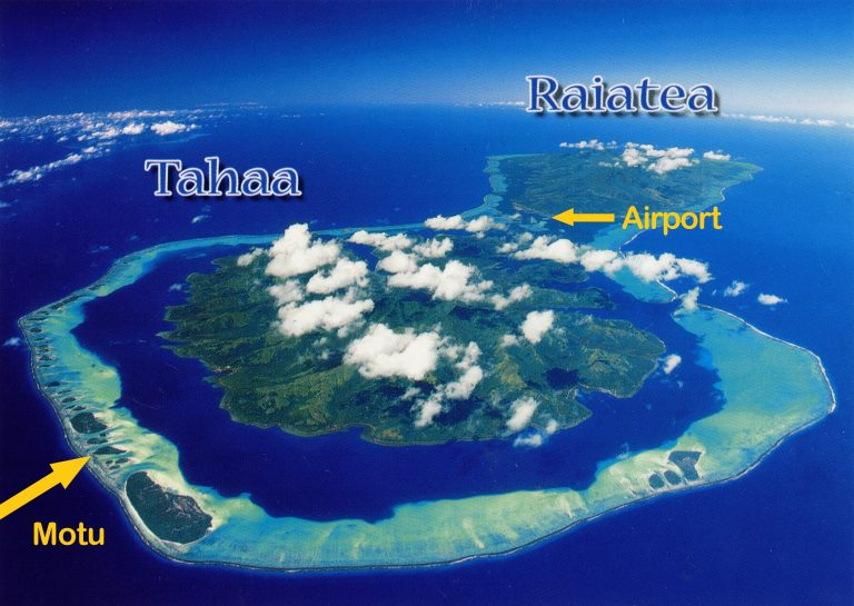 Private island - Taha'a Motu Moie, French Polynesia available for sale For Super Rich
