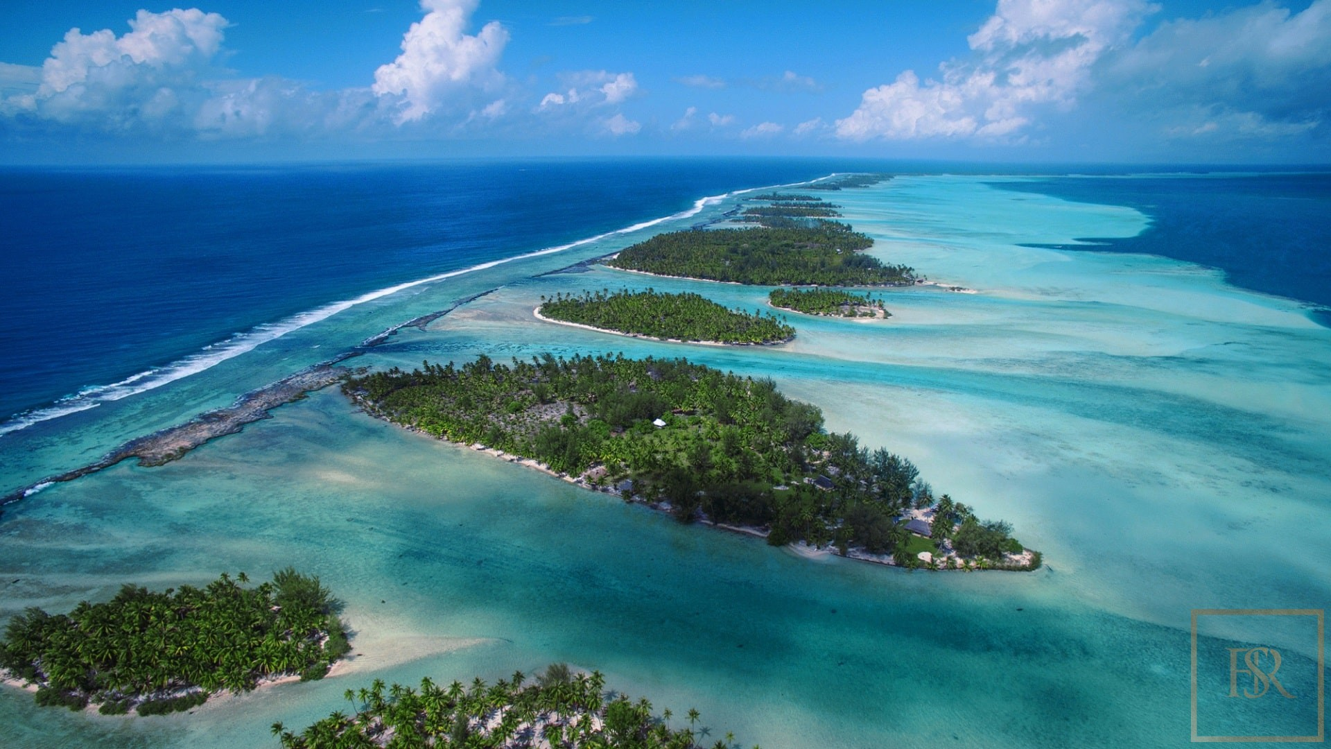 Private island - Taha'a Motu Moie, French Polynesia for sale For Super Rich