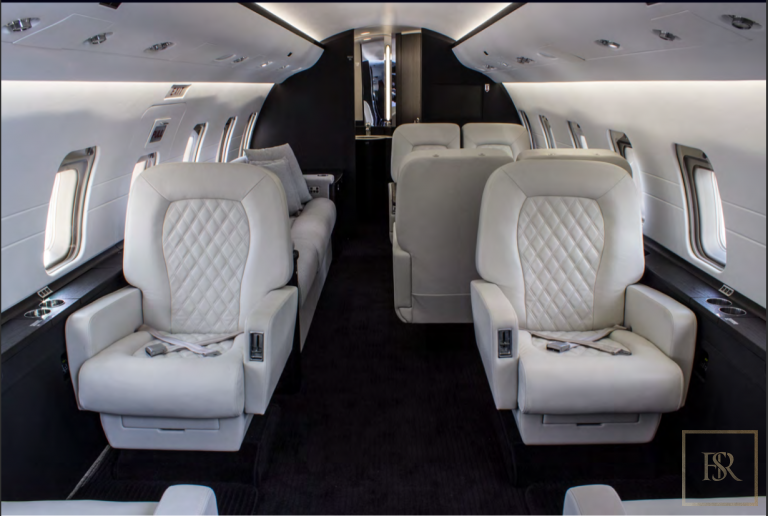 1999 Bombardier  Challenger 604 5406  for sale For Super Rich