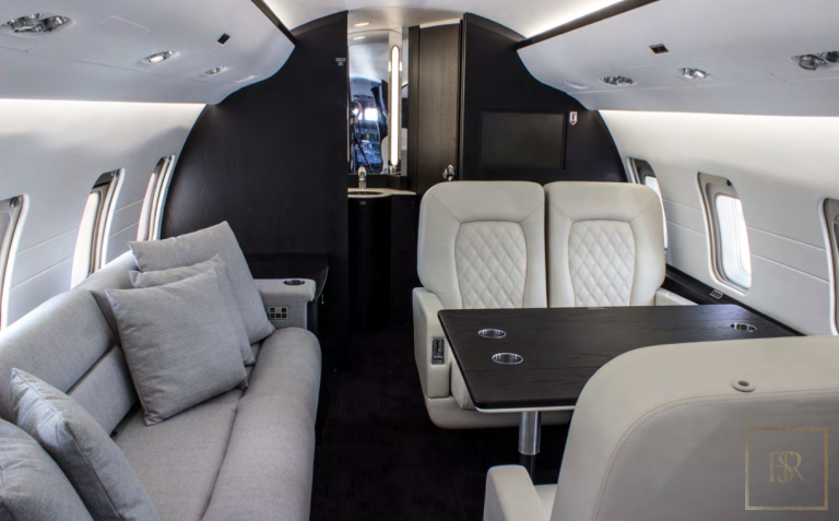 1999 Bombardier  Challenger 604 private jets for sale For Super Rich