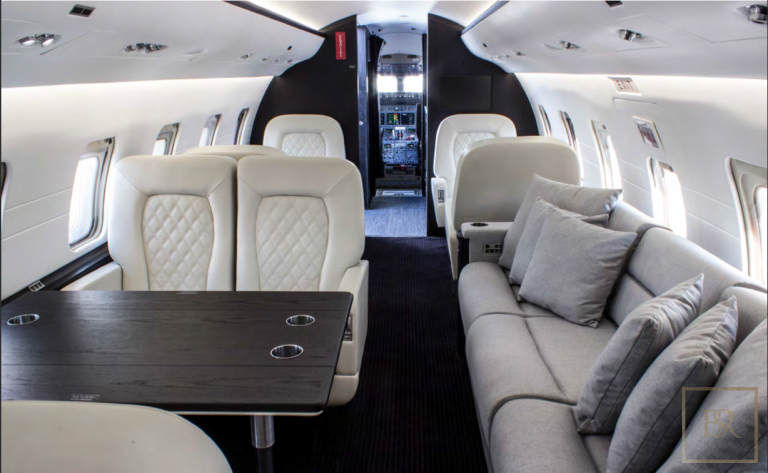 1999 Bombardier  Challenger 604 aircraft for sale For Super Rich