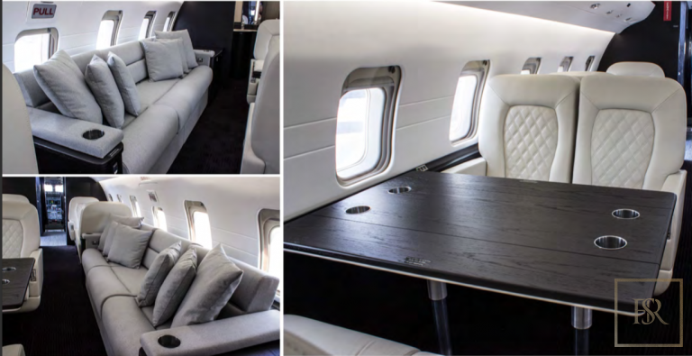 1999 Bombardier  Challenger 604 price for sale For Super Rich