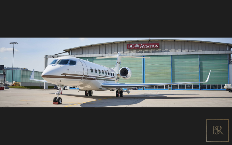 Luxury aircraft, private jets, BBJ for charter for super rich