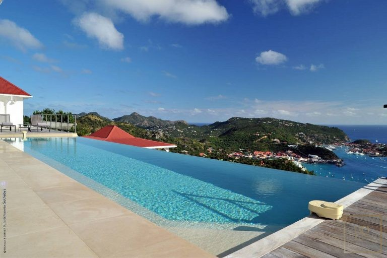 Villa The View 4 BR - Colombier, St Barth / St Barts 34500 Week rental For Super Rich