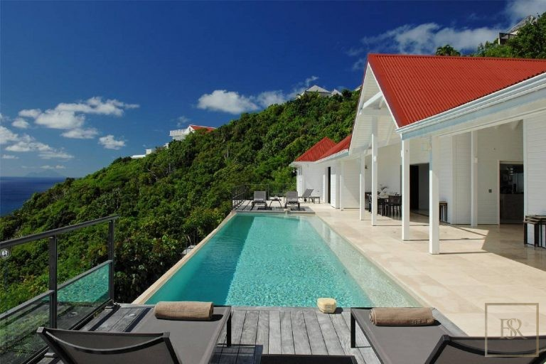 Villa The View 4 BR - Colombier, St Barth / St Barts available rental For Super Rich