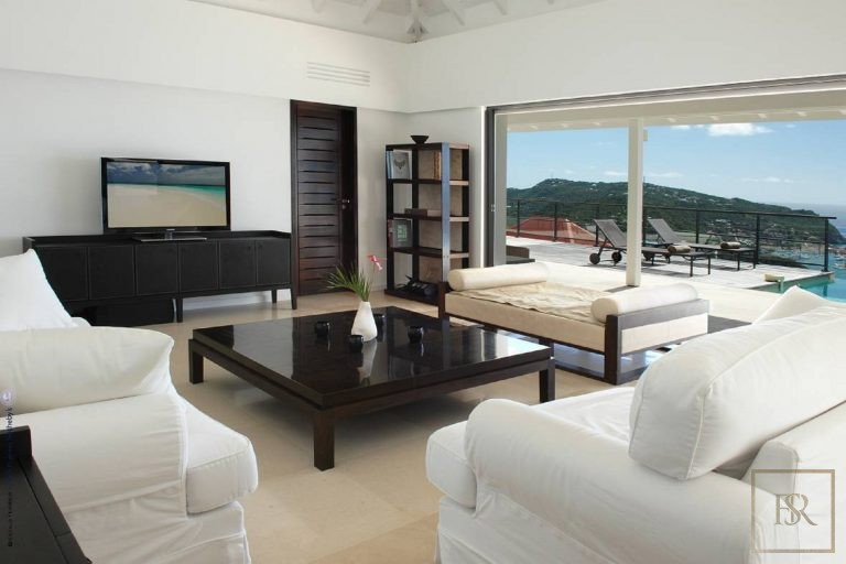 Villa The View 4 BR - Colombier, St Barth / St Barts vacation rental For Super Rich