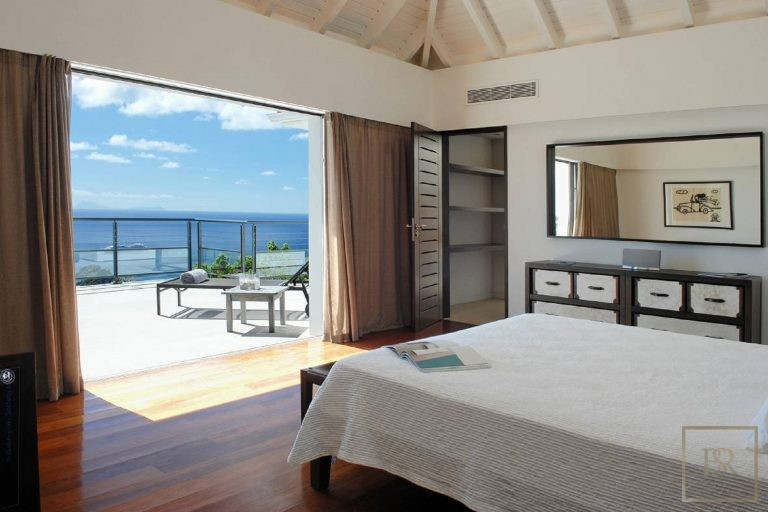 Villa The View 4 BR - Colombier, St Barth / St Barts value rental For Super Rich