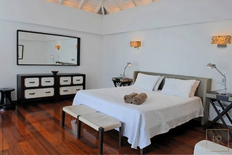 Villa The View 4 BR - Colombier, St Barth / St Barts deal rental For Super Rich
