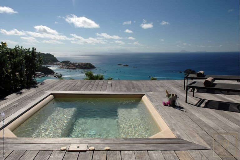 Villa The View 4 BR - Colombier, St Barth / St Barts expensive rental For Super Rich
