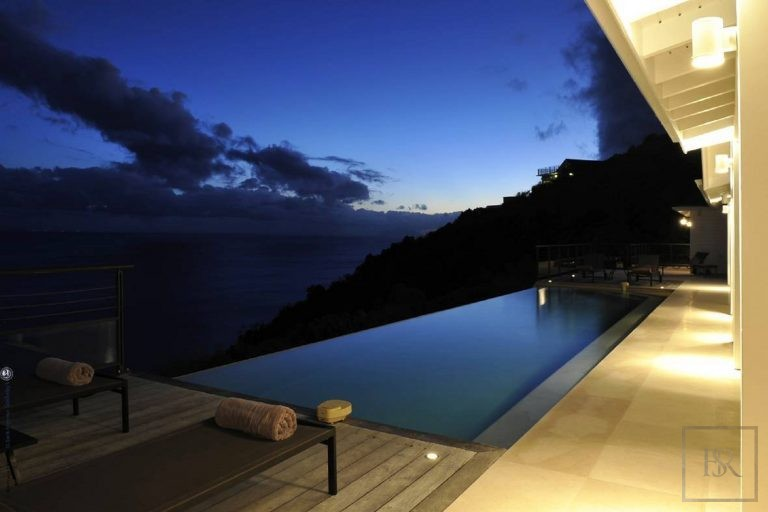 Villa The View 4 BR - Colombier, St Barth / St Barts exclusive rental For Super Rich