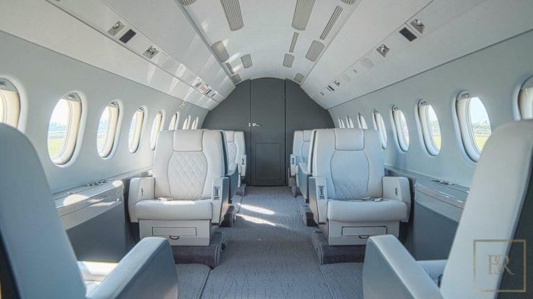 1998 Dassault  FALCON 2000 0058 for sale For Super Rich