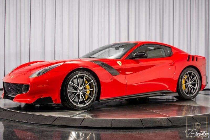 2016 Ferrari F12 TDF for sale For Super Rich