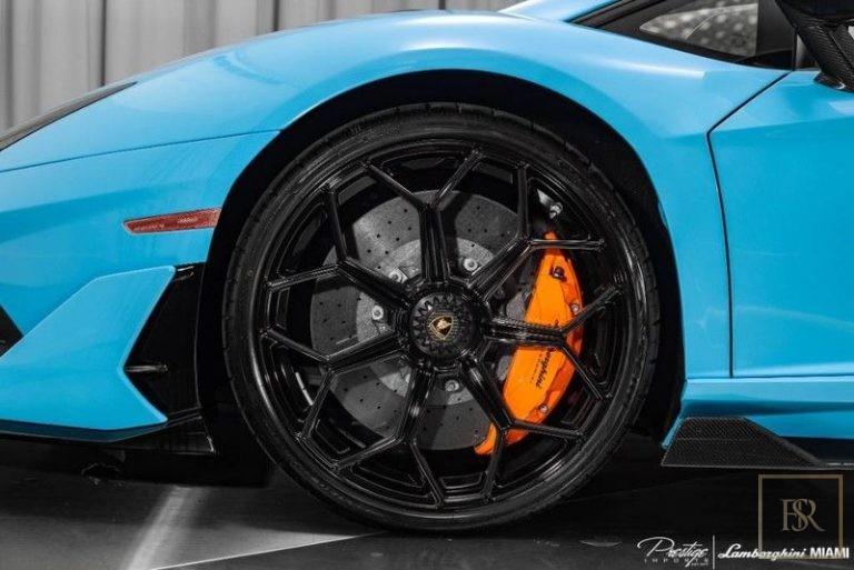 2019 Lamborghini AVENTADOR SVJ buyers for sale For Super Rich