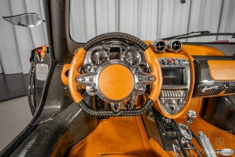 2014 Pagani HUAYRA image for sale For Super Rich