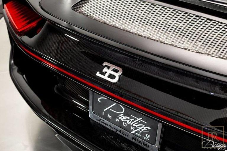 2019 Bugatti CHIRON Used for sale For Super Rich