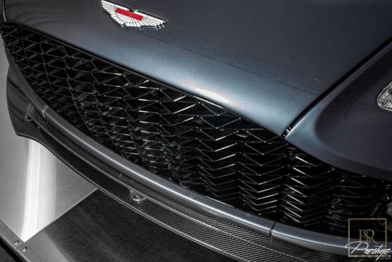 Aston Martin Vanquish Zagato for sale used price