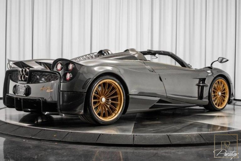 2017 Pagani HUAYRA Used for sale For Super Rich