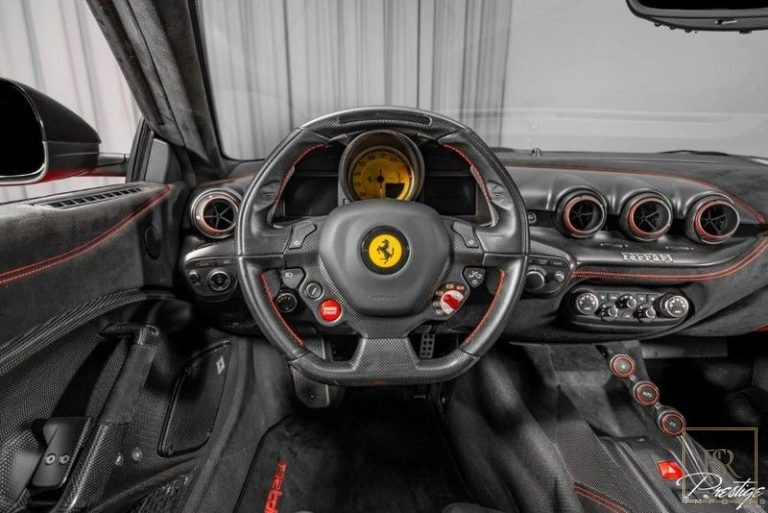 2016 Ferrari F12 TDF buyers for sale For Super Rich