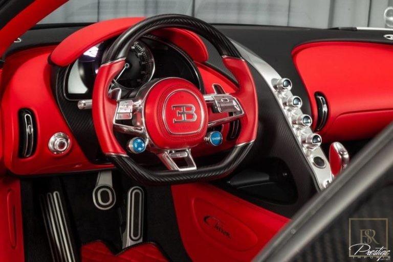 used Bugatti CHIRON for sale exotic cars