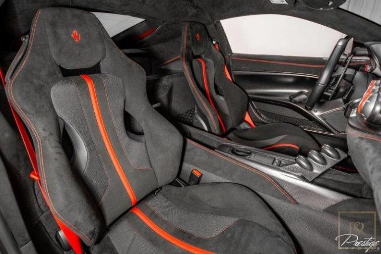 2016 Ferrari F12 TDF interior for sale For Super Rich