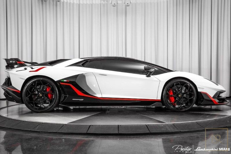 used 2019 lamborghini aventador svj 597mi for sale for super rich used 2019 lamborghini aventador svj