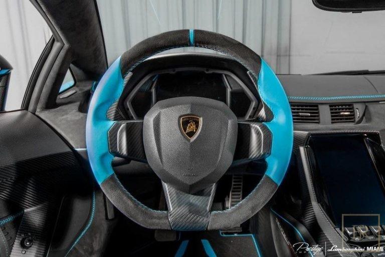 2017 Lamborghini Centenario photo for sale For Super Rich