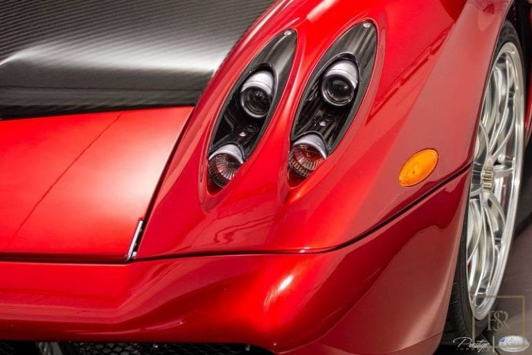 2014 Pagani HUAYRA supercar for sale For Super Rich