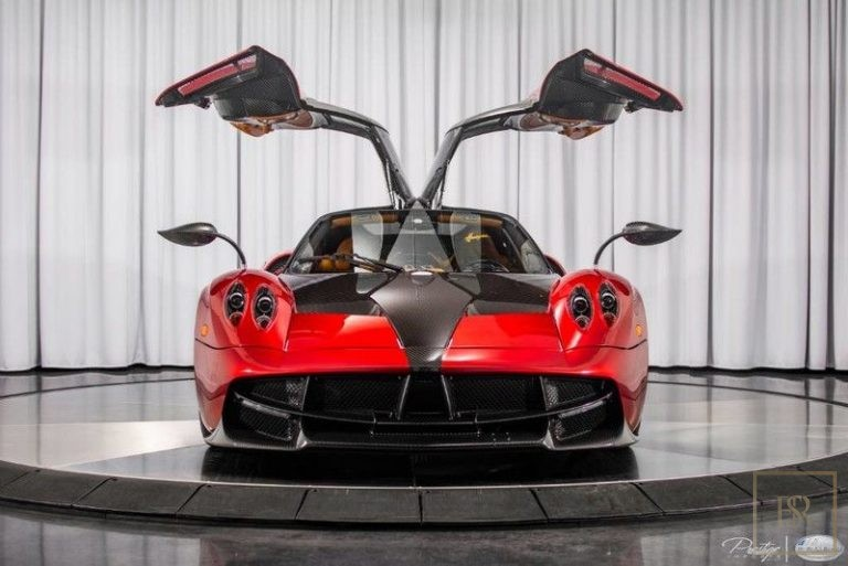 2014 Pagani HUAYRA Tan  for sale For Super Rich