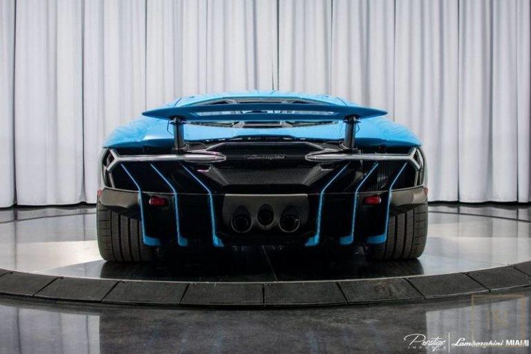 2017 Lamborghini Centenario V12 for sale For Super Rich