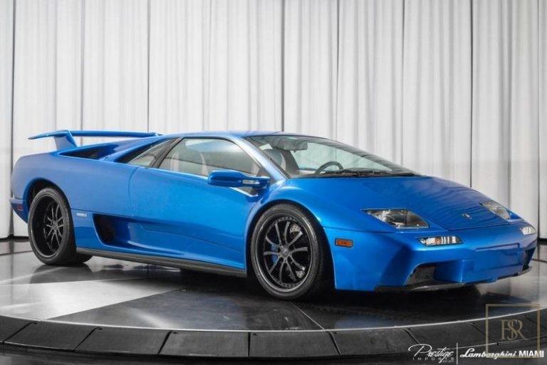 used Lamborghini DIABLO VT 6.0 for sale