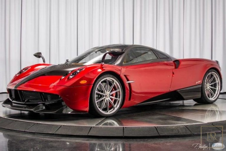 2014 Pagani HUAYRA Used for sale For Super Rich