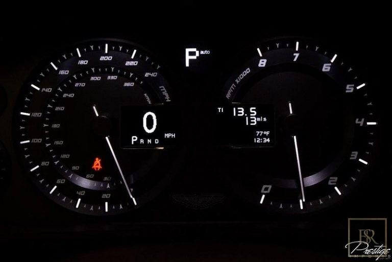 Aston Martin Vanquish Zagato for sale photo
