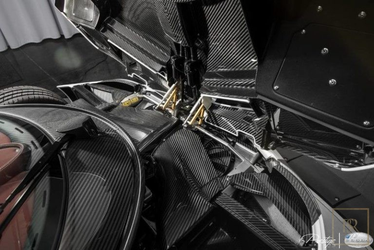 2016 Pagani HUAYRA search for sale For Super Rich