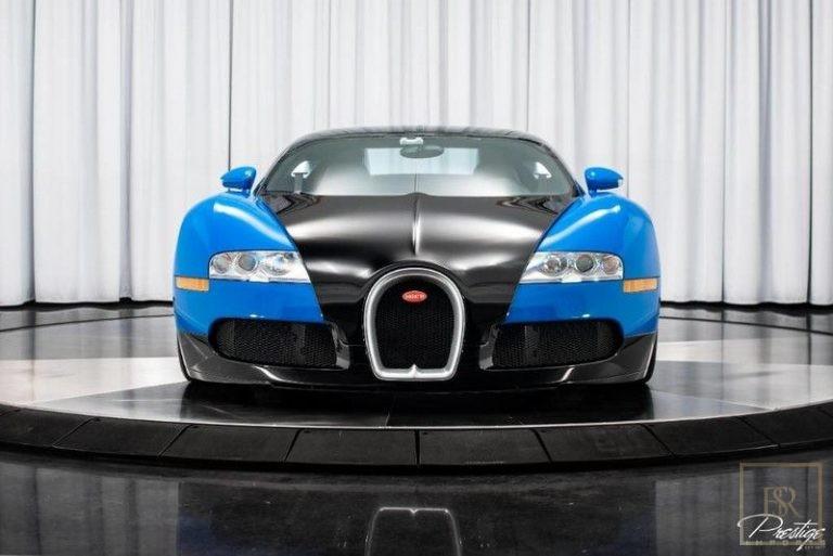 2010 Bugatti VEYRON Black Alcantara for sale For Super Rich