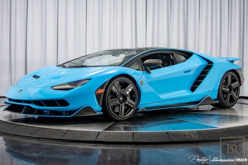 2017 Lamborghini Centenario for sale For Super Rich