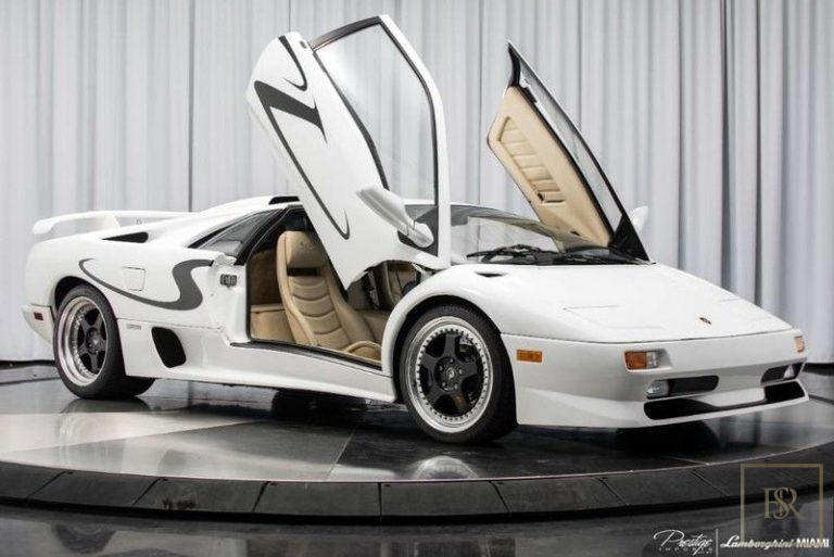 Lamborghini DIABLO SV for sale