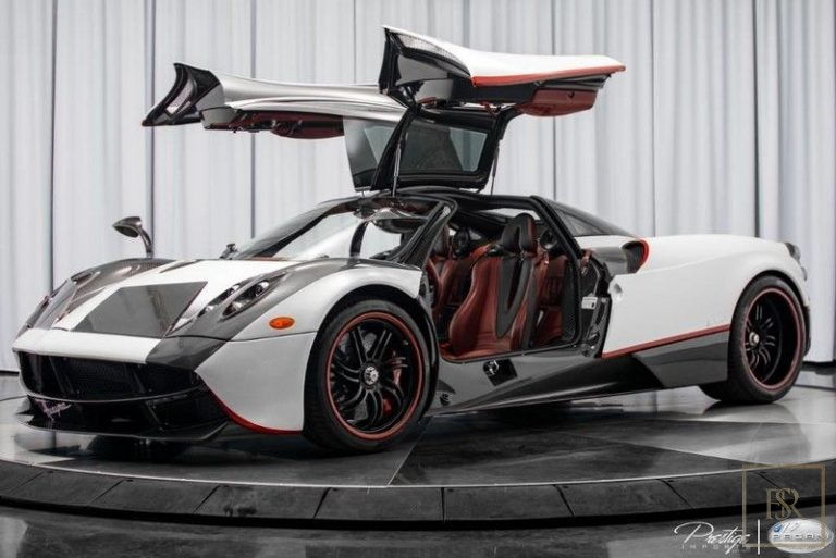 2016 Pagani HUAYRA  for sale For Super Rich
