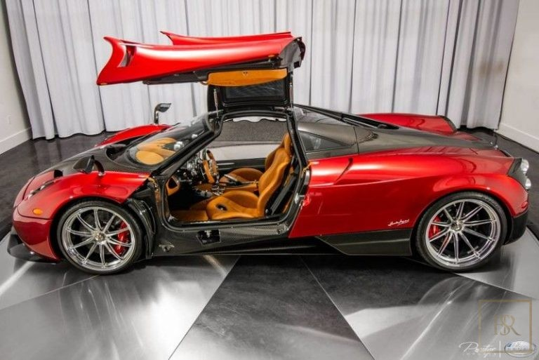 2014 Pagani HUAYRA buy for sale For Super Rich