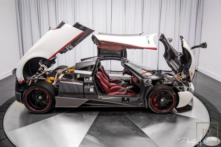 2016 Pagani HUAYRA Coupe for sale For Super Rich