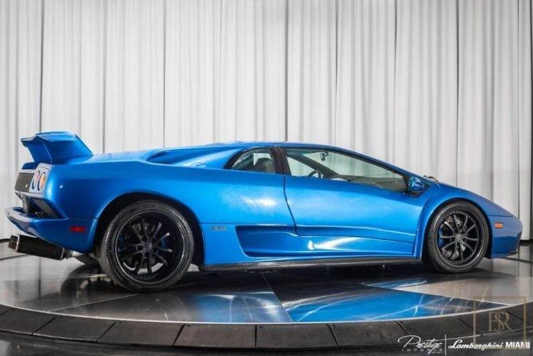 used Lamborghini DIABLO VT 6.0 for sale dubai