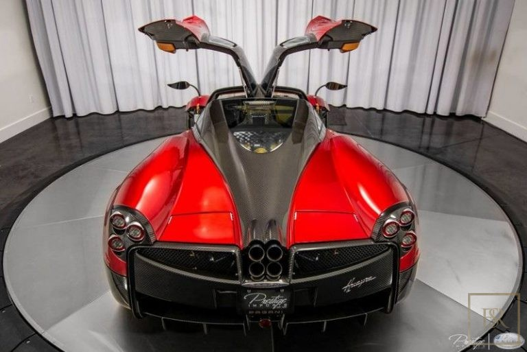 2014 Pagani HUAYRA United States for sale For Super Rich