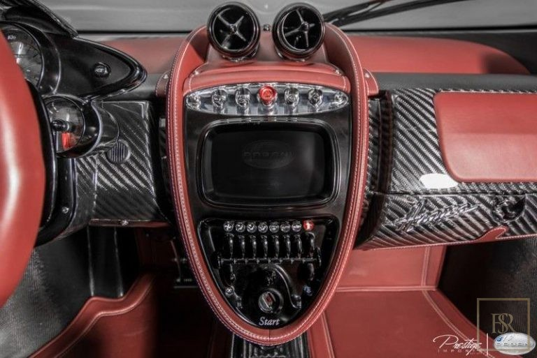 2016 Pagani HUAYRA ads for sale For Super Rich