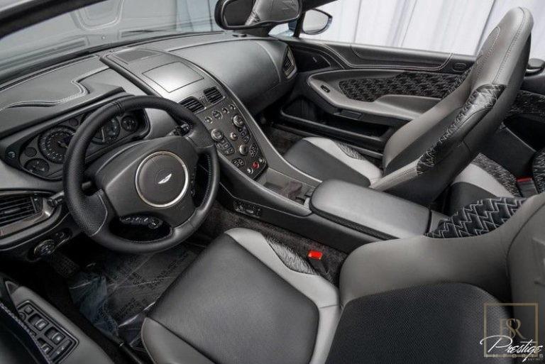 Aston Martin Vanquish Zagato buy and sell used
