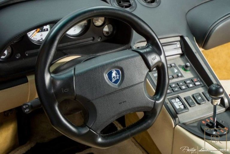 used Lamborghini DIABLO SV for sale hypercar