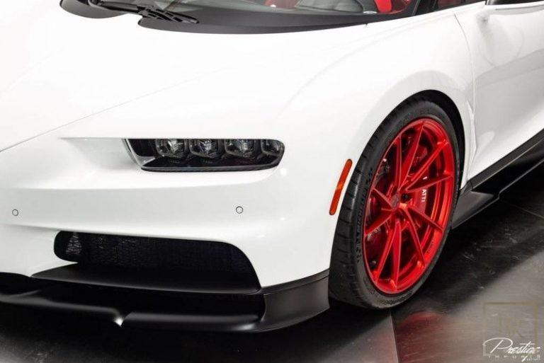 used Bugatti CHIRON for sale luxury car