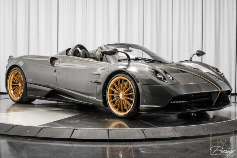 2017 Pagani HUAYRA ads for sale For Super Rich