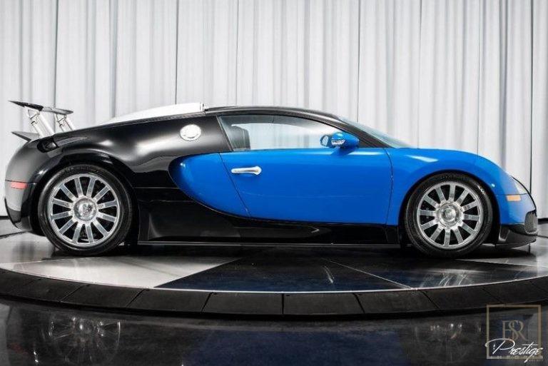 2010 Bugatti VEYRON Coupe for sale For Super Rich